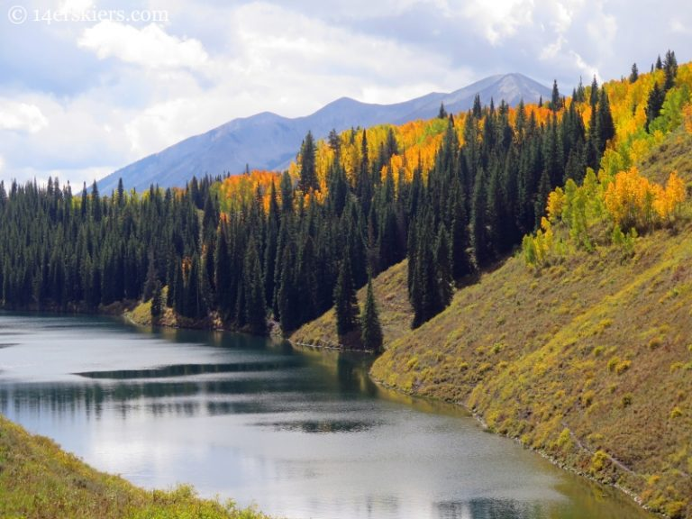 Meridian Lake Crested Butte Colorado