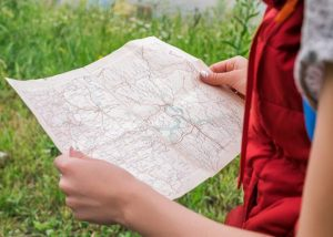 itinerary for hiking