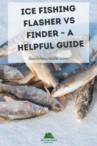Ice Fishing Flasher Vs Finder – A Helpful Guide