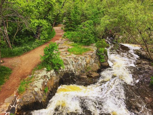 Chester Park Trail Duluth, MN