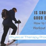 Snowshoeing is a Great Winter Exercise