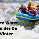 What White Water Rafting Guides Do In The Winter