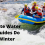 Winter is Coming: What White Water Rafting Guides Do in the Winter